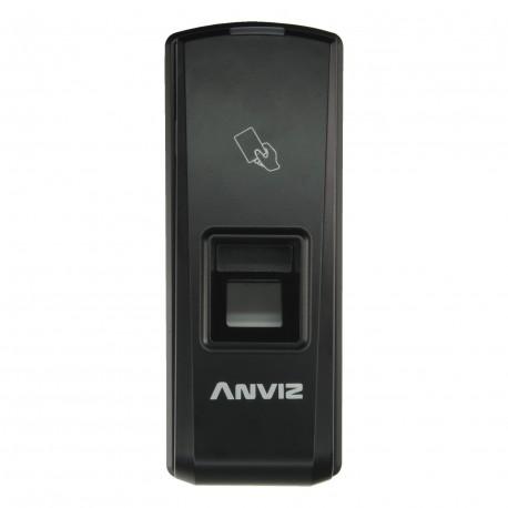 Control de Accesos biométrico antivándalico