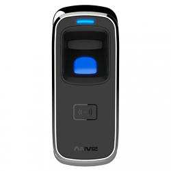 Anviz M5 Access control with biometric fingerprint reader, anti-vandalism