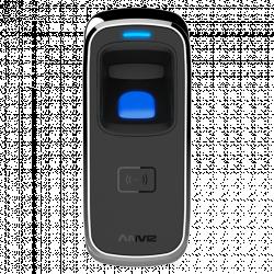 Anviz M5 Controle de acesso com leitor biométrico de impressão digital, anti-vandalismo