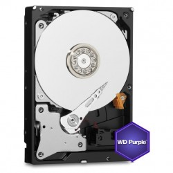 WESTERN DIGITAL PURPLE 4000GB SERIAL ATA III INTERNAL HARD DRIVE