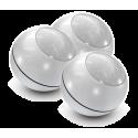 Pack de 3 multi-sensores Zipato PD01Z 2-em-1 Z-Wave Plus