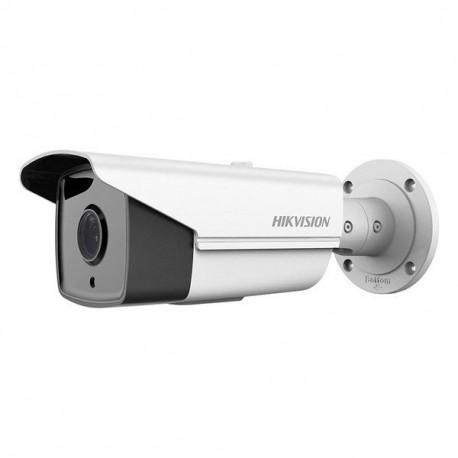 "Hikvision DS-2CD4A85F-IZHS - Cámara exterior 4K formato ""Bullet"" (con lente vari-focal motorizada de 2.8-12 mm)"