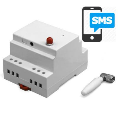 Control GSM de Carril DIN