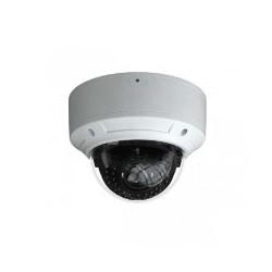 Camara IP exterior tipo Domo PoE HiSharp HS‐D040RB8 Mpx  (3840×2160)