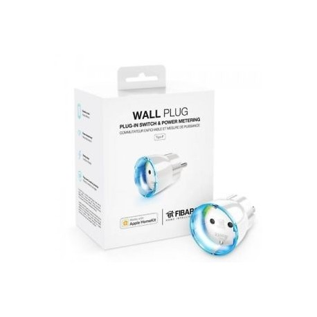 FIBARO Wall Plug (HomeKit) Tipo F - Schuko