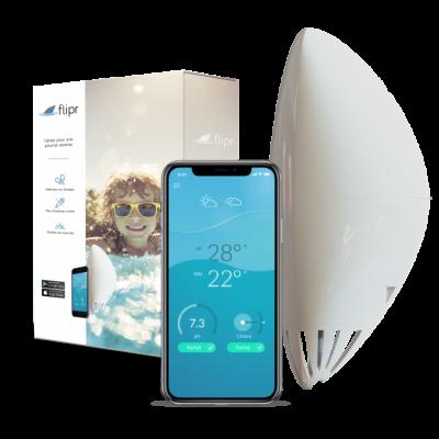 Flipr 2 - Analizador digital Inteligente de Agua para Piscinas
