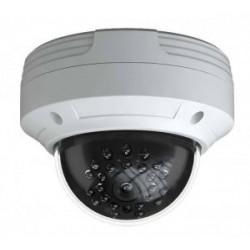 Camara IP exterior tipo Domo PoE HiSharp HS‐D041RA8 Mpx  (3840×2160)