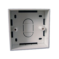 NET-BACKBOX Mechanism for wall / surface 86x86x32mm