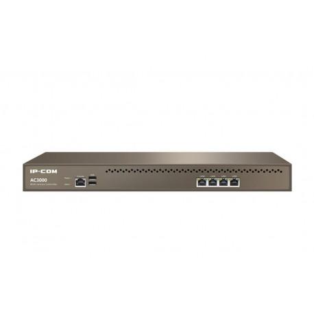 IP-COM AC3000-32 Controlador Multiservicio con 5 puertos Gigabit hasta 512 puntos de acceso