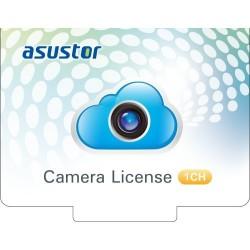 Asustor licencia de ampliación 4 CANALES/CAMARAS para NAS