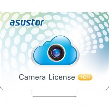 Asustor licencia de ampliación 1 CANAL/CAMARA para NAS