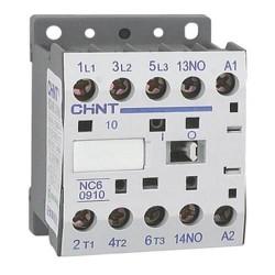 Chint 24V 9A AC3 Mini Contactor 3 Main + 1 N/O Aux