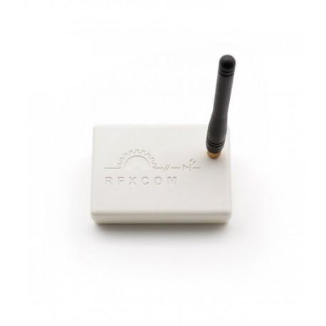 RFXCOM - Interface USB RFXtrx433E com receptor e transmissor de 433,92MHz (compatível com Somfy RTS)