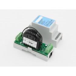 Eutonomy - Din Rail Adapter euFIX D212NP