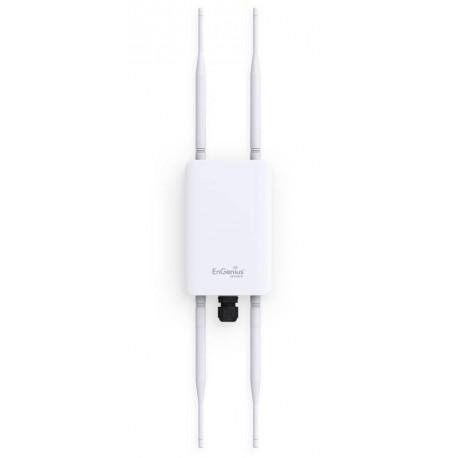 EnGenius ENH1350EXT Punto de acceso wifi exterior 2,4/5 GHz AC Wave 2 1300 Mbps omnidireccional
