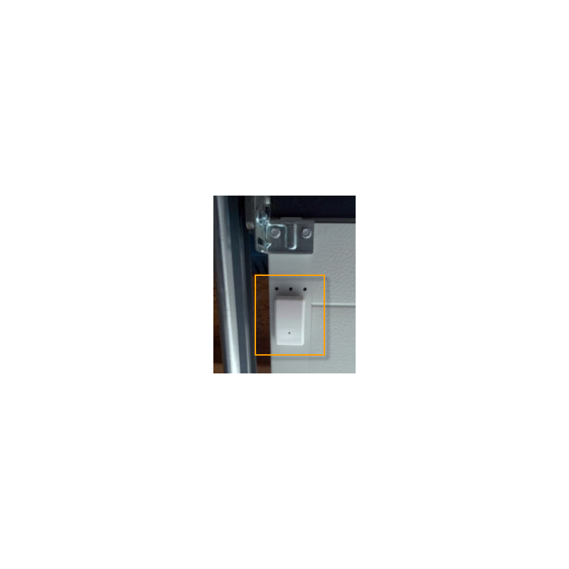 Z Wave Opening Detector For Garage Doors Garage Sensor