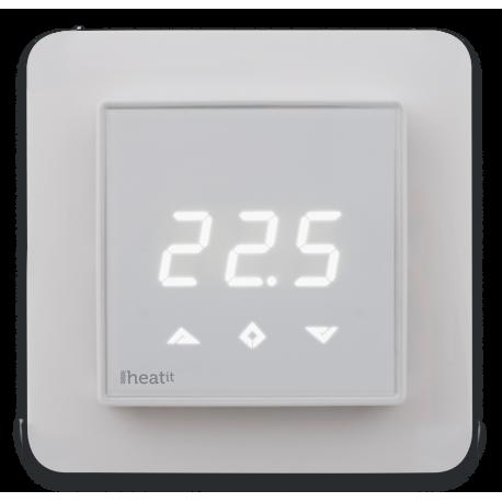 Heat-it ZTRM2fx Termostato Z-Wave empotrable para suelo radiante electrico