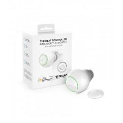 FIBARO Starter Pack Calefación HOMEKIT (Cabezal Termostatico + Sensor Temperatura)