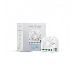 Aeotec Nano Shutter micromodulo persianas Z-Wave Plus