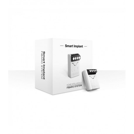 FIBARO - SMART IMPLANT sensor universal Z-Wave+