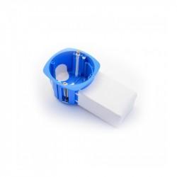 BLM - Caixa recessed para micromodules (versão de montagem)