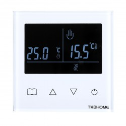 TKB Home Wall Thermostat - termostato de parede encastrado