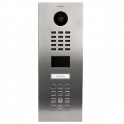 DOORBIRD D2101KV - Embedded IP video door phone with keypad for code opening