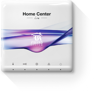 Home Center Lite de Fibaro
