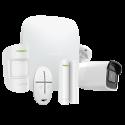 AJAX Kit de alarma profesional con cámara IP Tubular wifi