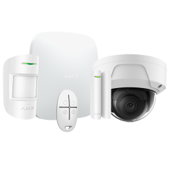 AJAX WiFi Dome IP Camera Starter Kit