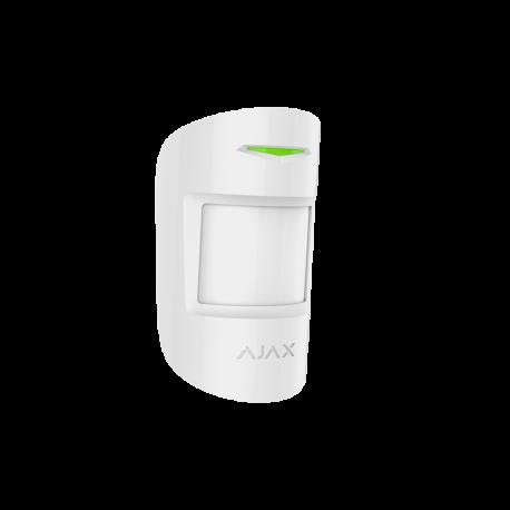 AJAX MotionProtect Plus - Detector de movimiento inalámbrico con sensor microondas