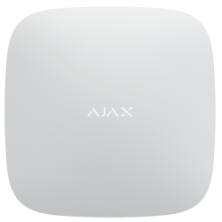 AJAX Hub Plus - Professional Wi-Fi, 3G Dual SIM and Ethernet alarm center