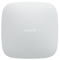 AJAX Hub Plus - Central de alarma profesional Wi-Fi, 3G Dual SIM y Ethernet