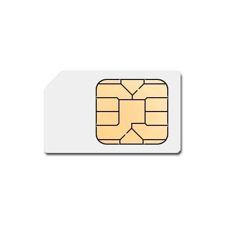 Tarjeta SIM Prepago 10 €