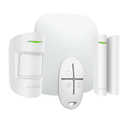 AJAX StarterKit Plus - Professional alarm kit Wi-Fi communication, 3G Dual SIM and Ethernet