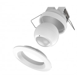 Philio External Motion Sensor with square recessed frame