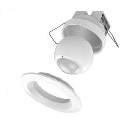 Philio Sensor de Movimiento Exterior con marco empotrable cuadrado