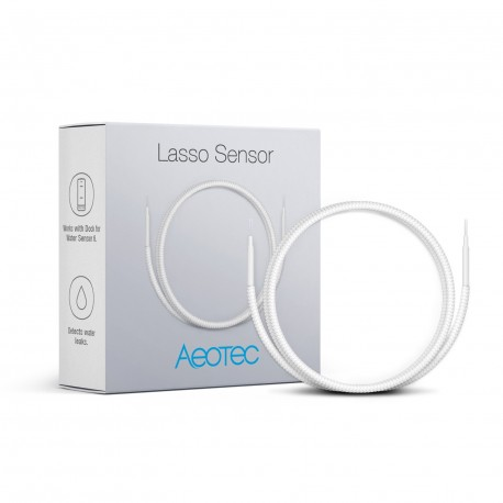 Aeotec Lasso Sensor para Water Sensor 6