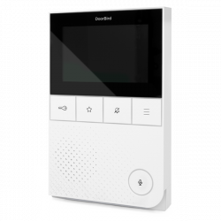 DoorBird A1101 Indoor Monitor / Station for IP Video Door Phone