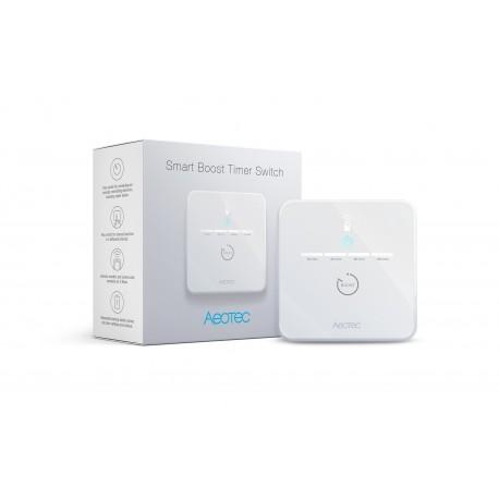 Aeotec Smart Boost Timer Switch - temporizador Z-Wave