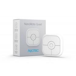 Aeotec NanoMote Quad - Z-Wave Scene Controller