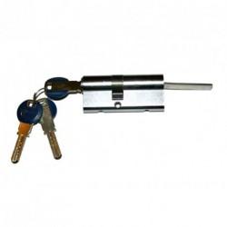 DANALOCK - Cilindro de Alta Seguridad extensible KABA Matrix DKZ 45-25 NI para DANALOCK V3