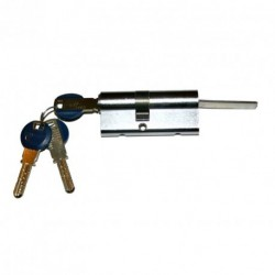 DANALOCK - Cilindro extensível de alta segurança KABA Matrix DKZ 45-25 NI para DANALOCK V3