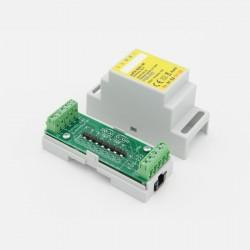 Eutonomy - Adaptador para trilho DIN euFIX S223NP