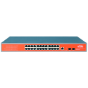 Wi-Tek WI-PMS326GF PoE switch managed 24 ports GIGABIT + 2 SFP