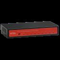 Comutador Wi-Tek WI-SG108 com 8 portas Desktop metálico GIGABIT com V-LAN