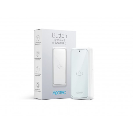 Aeotec Button para Siren 6 o Doorbell 6