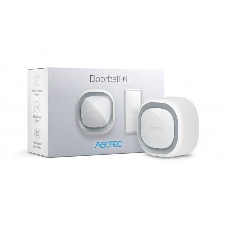 AEOTEC - Siren 6 + Doorbell 6 timbre Z-Wave