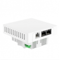 AC WAVE wall access point 2 1200 MBPS, 2 GIGA LAN + 1 RJ11