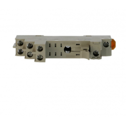 Zocalo Omron P2RF-08-E 2-pin DIN rail